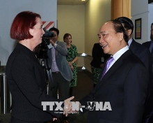 vietnamese pm pays official visit to new zealand