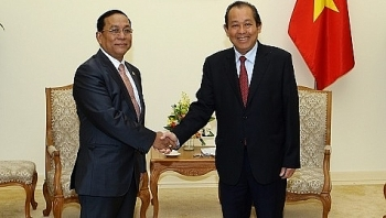 vietnam wishes to deepen cooperation with myanmar