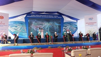 work starts on us 1 billion industrial zone in nghe an