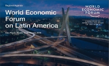 world economic forum on latin america kicks off in sao paulo