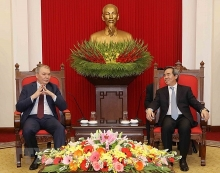 communist parties of vietnam russia seek to bolster economic ties