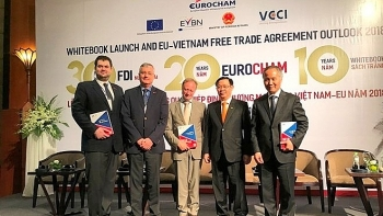evfta to create huge motivation for vietnam and eu eurocham whitebook 2018