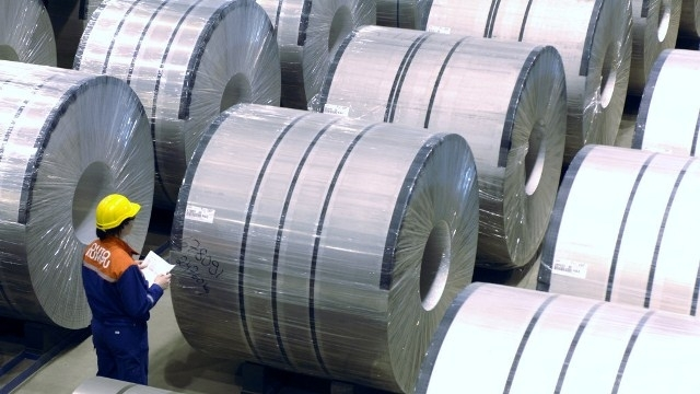 vietnams steel exports increase more than 38 percent