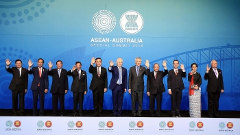 pm nguyen xuan phuc attends asean australia special summit