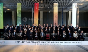 g20 ministerial meeting opens in buenos aires