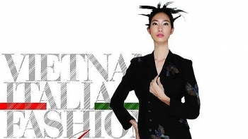fashion week celebrates 45 years of vietnam italy diplomatic ties