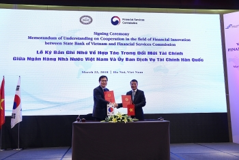 vietnam rok promote financial cooperation