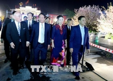 vietnam japan culture exchange opened in hai phong