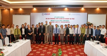 the us supports vietnam in forest management and biodiversity conservation