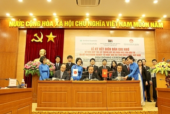 agency to promote japanese firms investment in vinh phuc