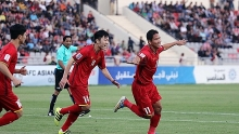 vietnam draw 1 1 with jordan in asian cup qualifier