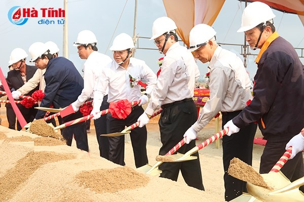 work starts on us 75 million factory in vung ang ez