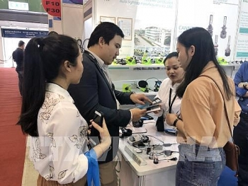 automechanika 2019 opens in hcm city