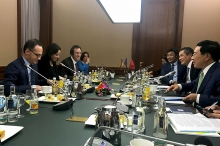 deputy pm vietnam treasures strategic partnership with germany