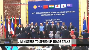 rcep ministers wrap up talks in cambodia