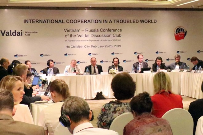 seminar discusses vietnam russia cooperation amid global changes