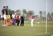 vga and epga to promote golf among youngsters