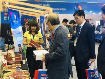 dprk usa summit local firms offered chance to promote products