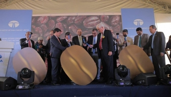tata coffee announces the launch of their first off shore coffee production unit in vietnam