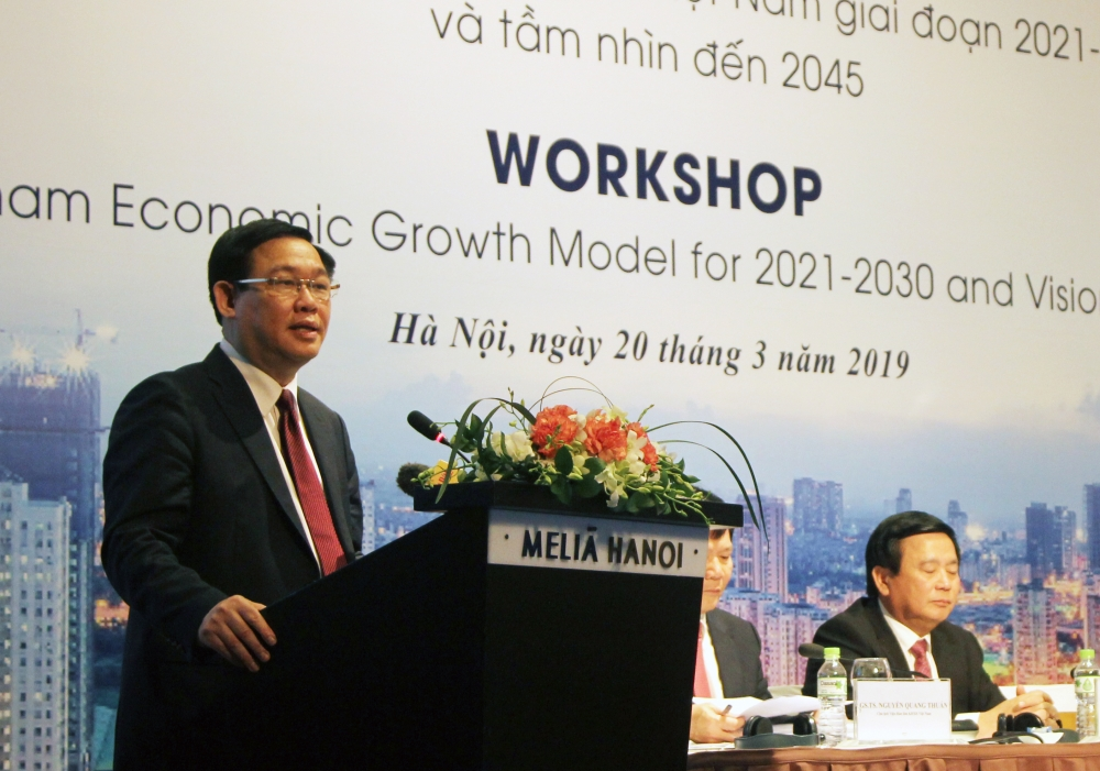 seminar talks vietnams economic growth model