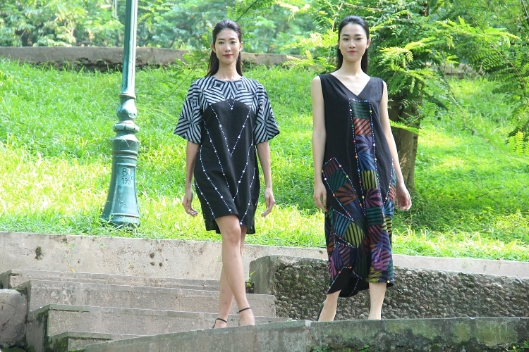 aw fashion week to feature combination of silk embroidery