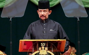sultan of brunei pays state visit to vietnam