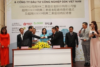 taiwanese firms invest 30 million usd in binh phuocs industrial park