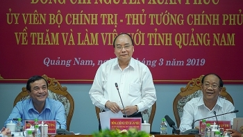 quang nam should double economic scale in five years pm