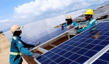 ba ria vung tau licenses two solar power plants