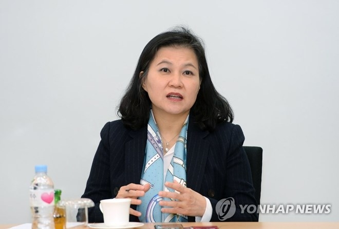 rok vows to beef up economic ties with asean