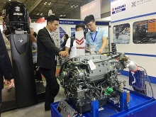 over 200 businesses join intl maritime expo vietnam 2019