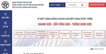 portal to support smes in hanoi launched