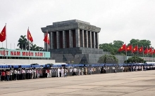 visits to ho chi minh mausoleum suspended over epidemic concerns