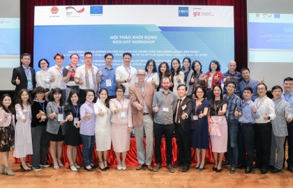 workshop promotes media role in promoting sustainable energy