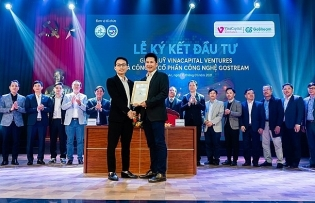 gostream receives second vinacapital investment