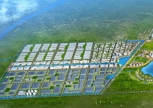 work starts on vietnams largest textile industrial park