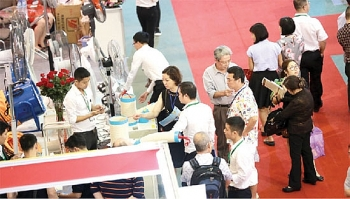 vietnam expo 2017 an effective playing field