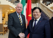 deputy pm suggests ireland prompt eu to soon sign fta with vietnam