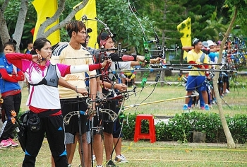 hanoi wins national archery champs