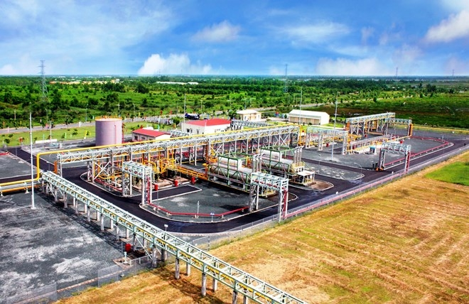 ca mau gas processing plant to start commercial production in june
