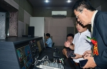 rok supports vietnam to enhance e learning training model
