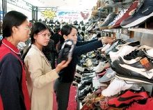 footwear industry takes steps to capture domestic market