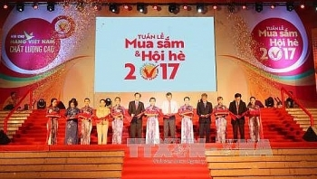 vietnamese goods fair kicks off in ho chi minh city