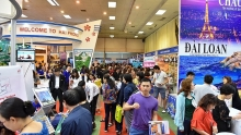 vitm hanoi 2018 attracts 60000 visitors