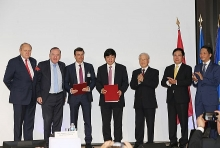 vietjet signs mou with safran finance deal with gecas