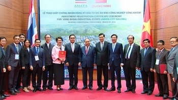 quang ninh licences thai invested us 16 billion project