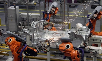 workers at risk as robots set to replace 66m jobs warns oecd