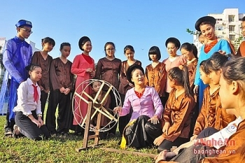 art project preserves folk singing in southern region