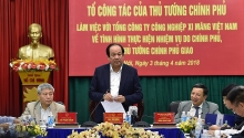 vietnam cement industry corporation asked to improve operations