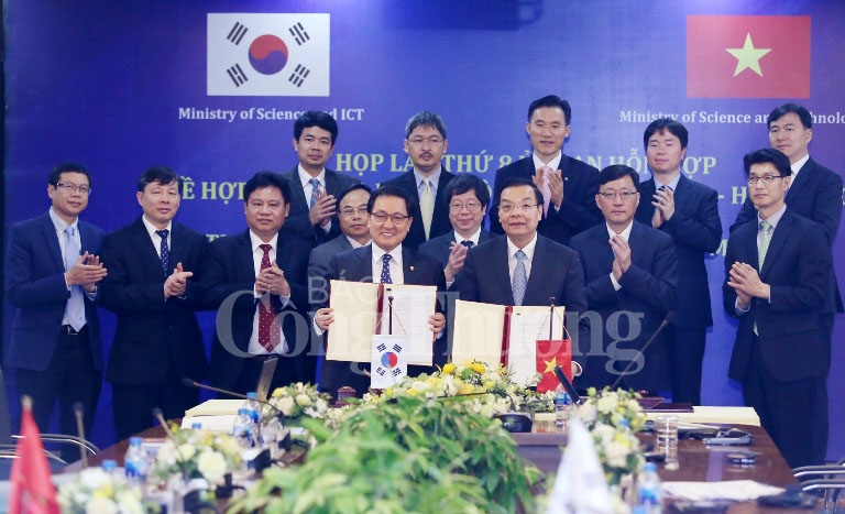 rok vietnam expand scientific technological cooperation